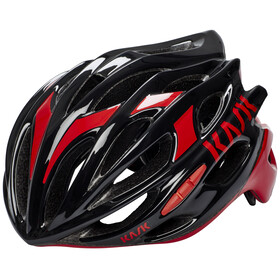 Kask Mojito16 Bike Helmet red/black